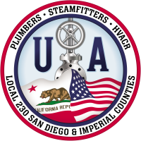 Plumbers and Steamfitters Local 230, San Diego and Imperial Counties