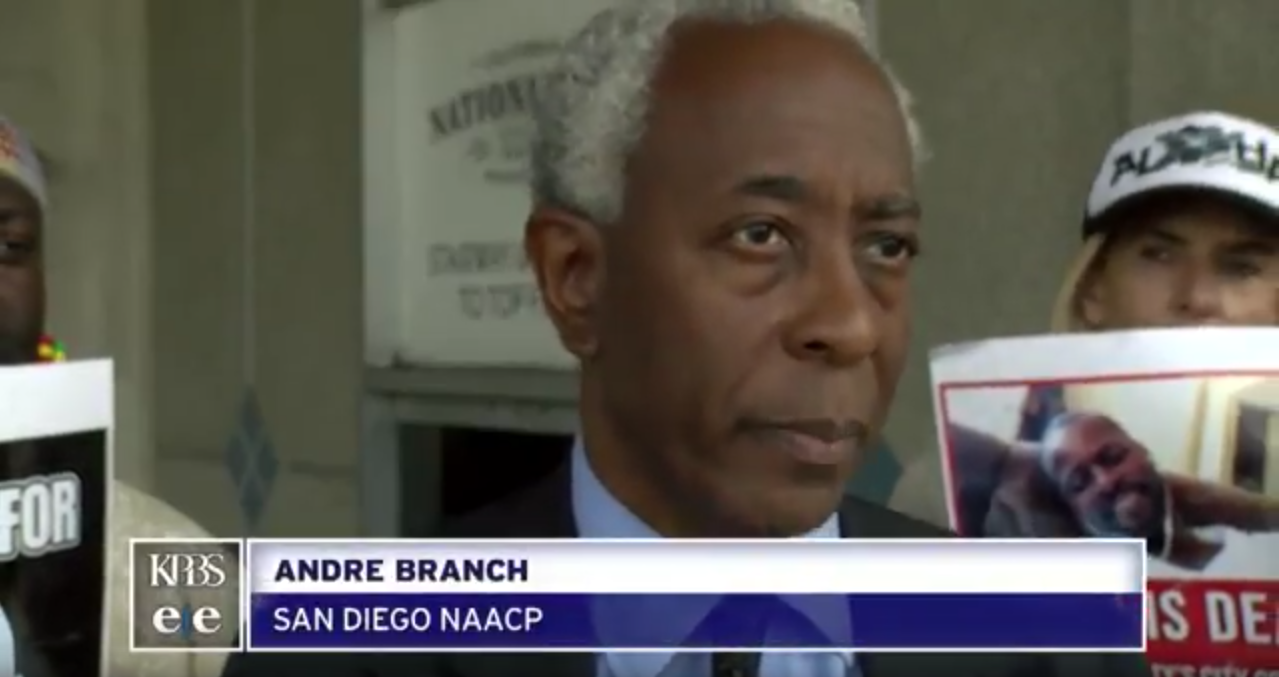 NAACP San Diego Newsletter for September 2019