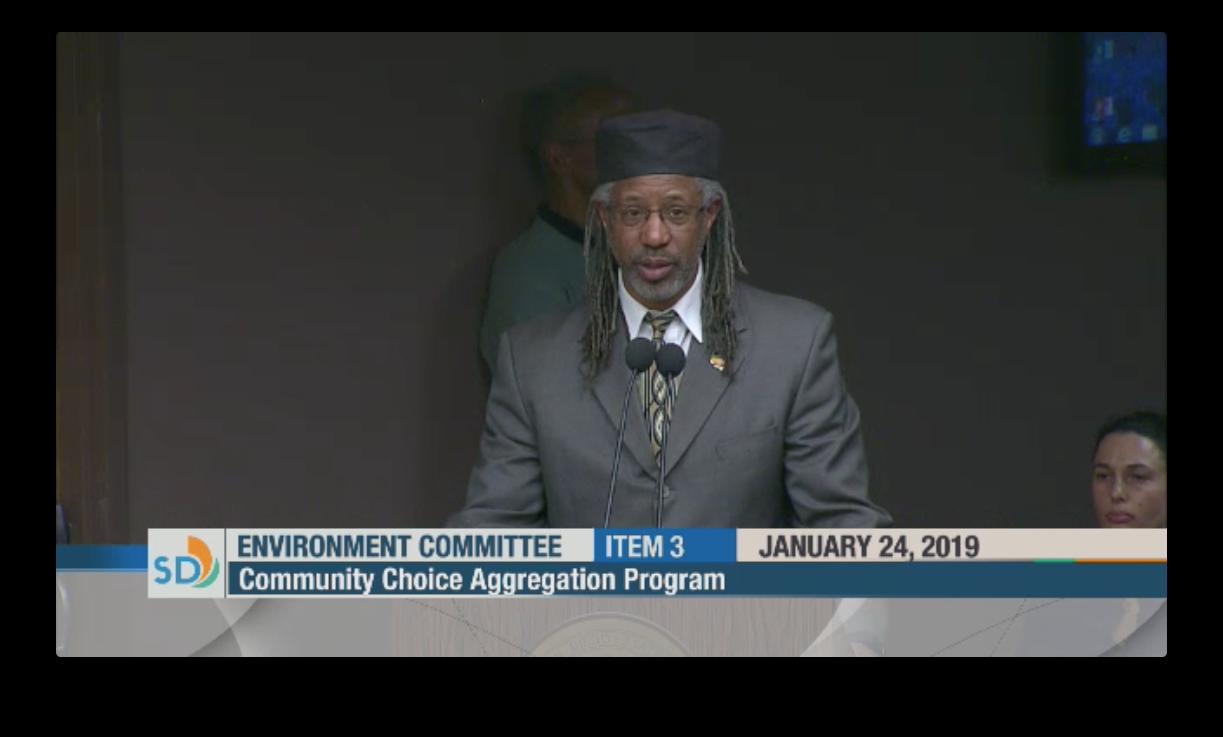 Watch: President Honoré Explains Environmental Justice