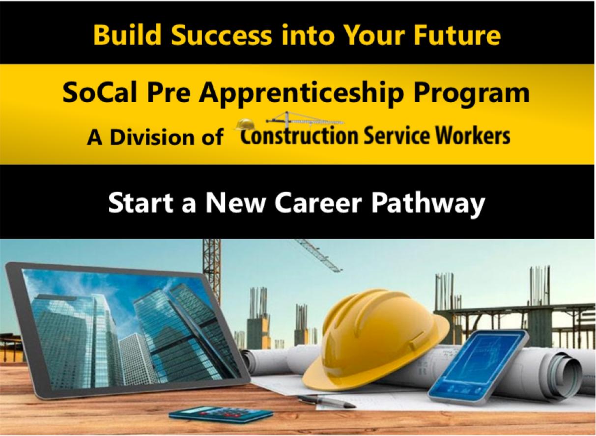Notice: Pre-Apprenticeship Program