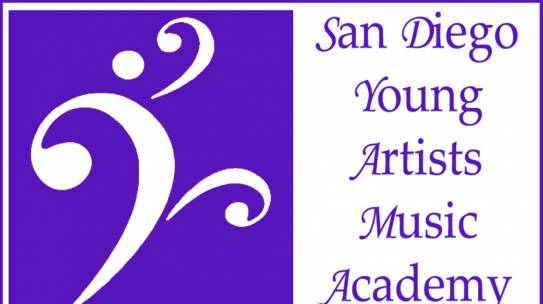 Welcome San Diego Young Artists Music Academy!