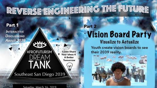 ACT-SO Joins Futuristic Fun; Dream Tank and Vision Board