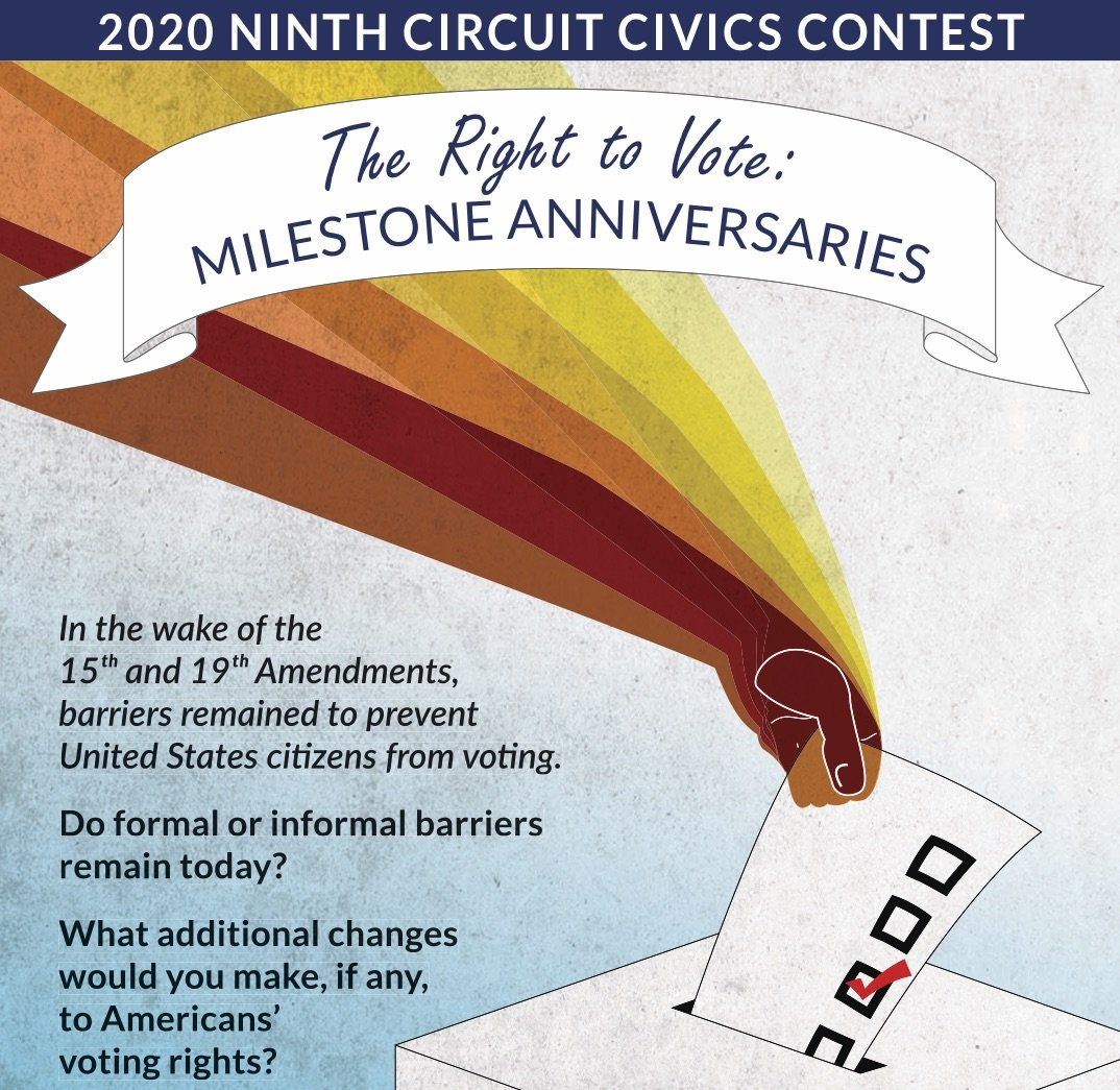 9th Circuit Civics Contest