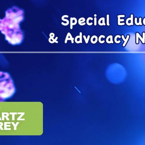 Special Education Information Courtesy of Schwartz & Storey