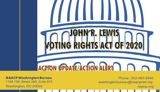 John R Lewis Voting Rights Act