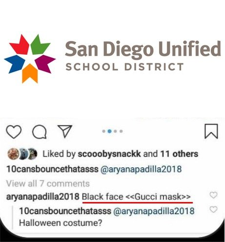 Racial Issues are Alive and Well in San Diego Unified