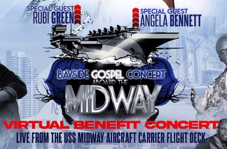 Aug 22: Bayside Gospel Benefit Concert