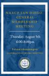 Next General Membership Meeting